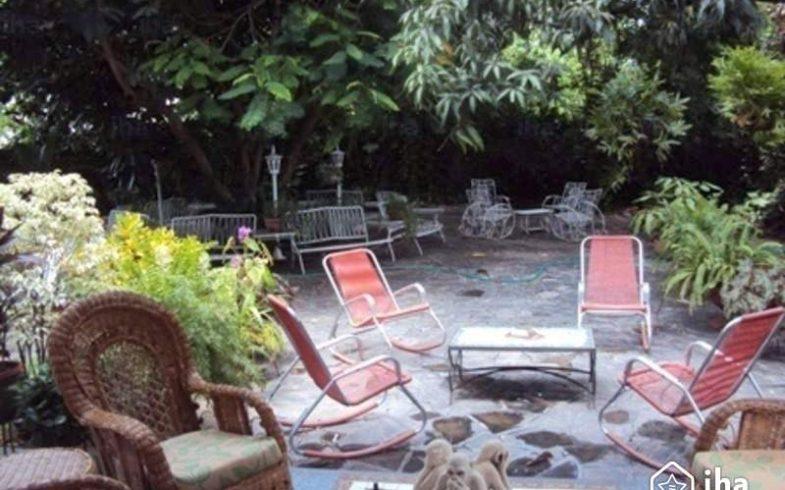 Como mantener lo muebles del Jardín